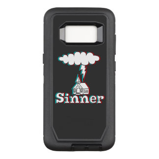 Sinner OtterBox Defender Samsung Galaxy S8 Case