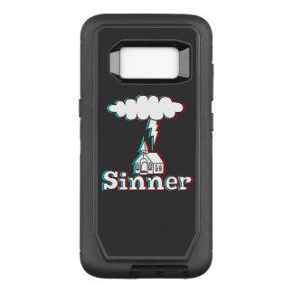 Sinner OtterBox Defender Samsung Galaxy S8 Case