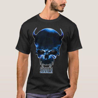 Sinner Skull T T-Shirt