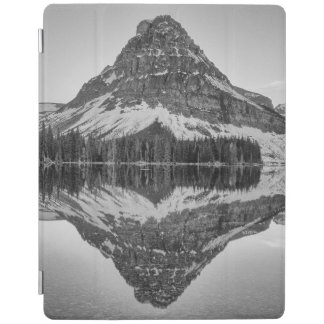 Sinopah Mountain Reflection, Glacier National Park iPad Cover