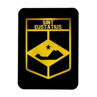 Sint Eustatius Emblem Magnet