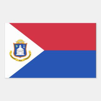 Sint Maarten Flag Sticker
