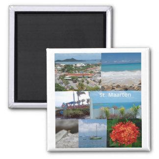 Sint Maarten-Saint Maarten Magnet