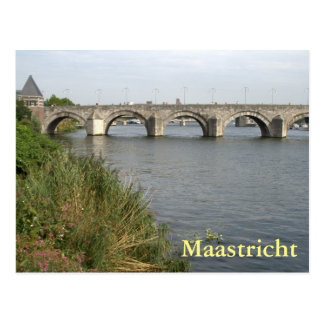 Sint Servaas Bridge, Maastricht Postcard