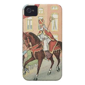 Sinterklaas Dutch St. Nick Vintage St. Nicholas Case-Mate iPhone 4 Cases