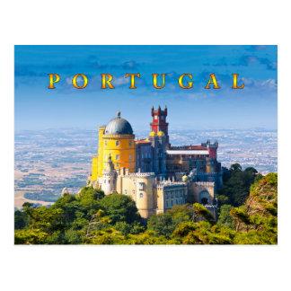 Sintra 001B Postcard