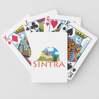 Sintra Bicycle Playing Cards