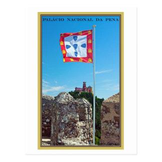 Sintra - Pena National Palace Postcard