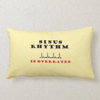 Sinus Rhythm is Overrated Lumbar Pillow