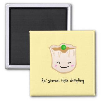 Siomai Dumpling Character Cute Refrigerator Magnet
