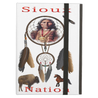 sioux antion phones cover for iPad air