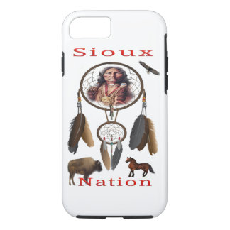 sioux antion phones iPhone 8/7 case