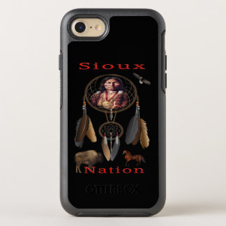 sioux antion phones OtterBox symmetry iPhone 8/7 case