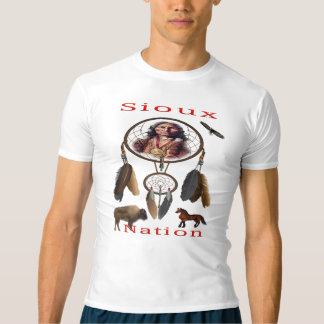 sioux antion t-shirts