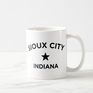 Sioux City Indiana Mug