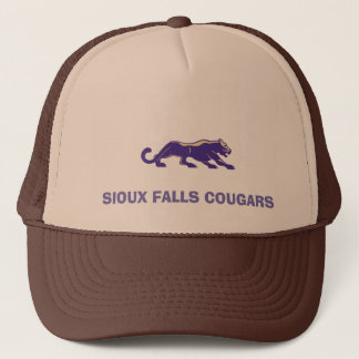 Sioux Falls Cougars Trucker Hat