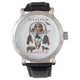 Sioux Nation mercnandise Watch