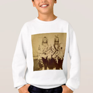 Sioux War Council Vintage Stereoview Tee Shirt