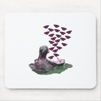 Sipping on Sunshine Mouse Pad