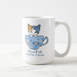 Sipping Tea Coffee Mug