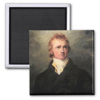 Sir Alexander Mackenzie Square Magnet
