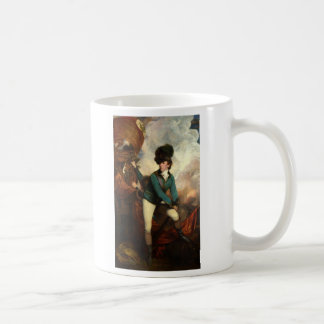 Sir Banastre Tarleton by Joshua Reynolds Coffee Mug