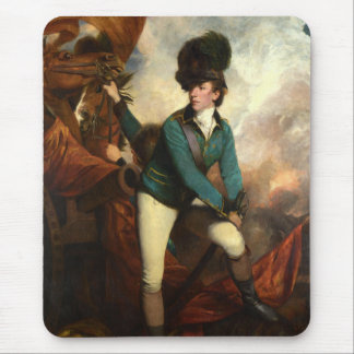 Sir Banastre Tarleton by Joshua Reynolds Mouse Pad