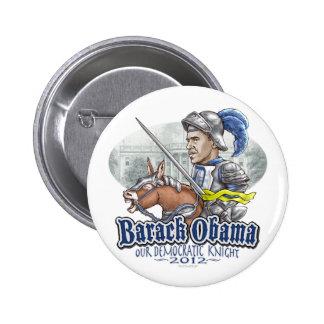 Sir Barack Obama 2 Inch Round Button