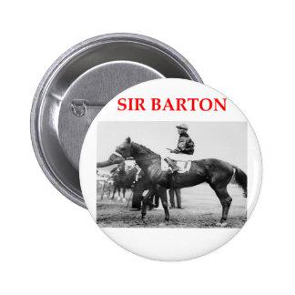 sir barton pins