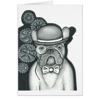 Sir Bouledogue Card