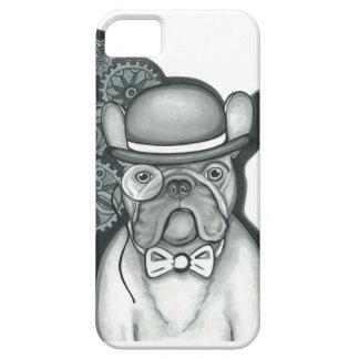Sir Bouledogue  iPhone SE 5 + iPhone 5/5S Case