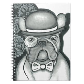 Sir Bouledogue Notebook