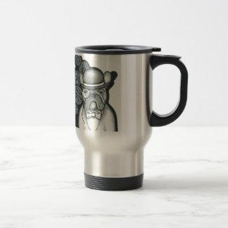 Sir Bouledogue Travel/Commuter Mug