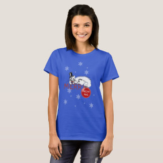 Sir Cat shows your Christmas wishes! T-Shirt