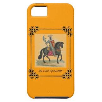 SIR CRUSTYFINGERS iPhone 5 COVERS