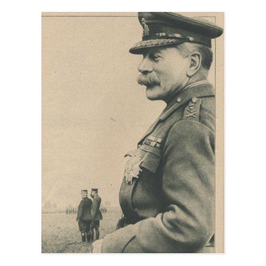 Sir Douglas Haig Postcard