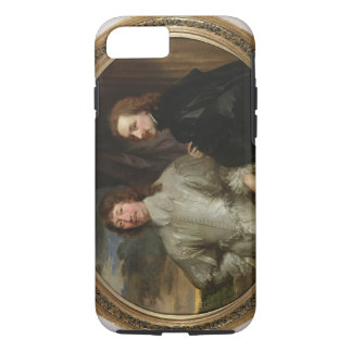 Sir Endymion Porter (1587-1649) and the Artist, c. iPhone 7 Case