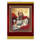 Sir Gawain card