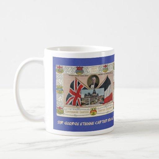 Sir George Etienne Cartier Mugs