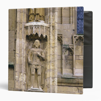 Sir Henry 'Hotspur Percy, on the west facade Binders