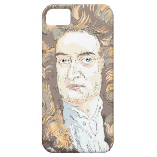 Sir Isaac Newton Case For The iPhone 5