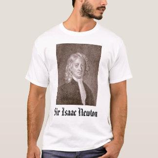 Sir Isaac Newton - Customized T-Shirt