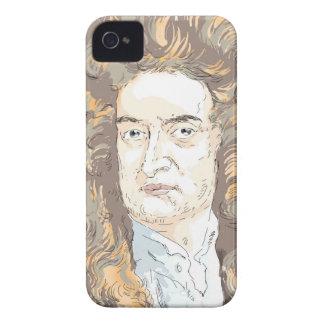 Sir Isaac Newton iPhone 4 Case