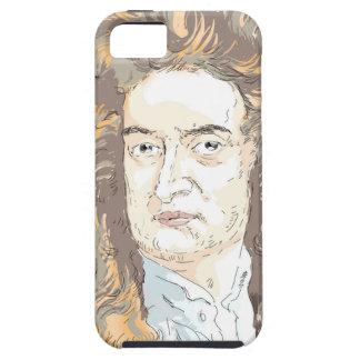 Sir Isaac Newton iPhone 5 Covers
