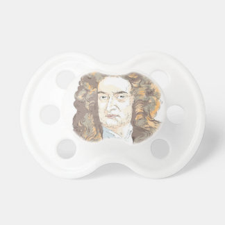 Sir Isaac Newton Pacifier