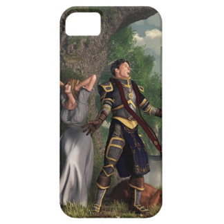Sir Justinus The Singing Knight iPhone 5 Cover