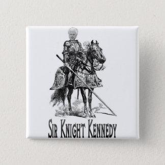 Sir Knight Kennedy Button
