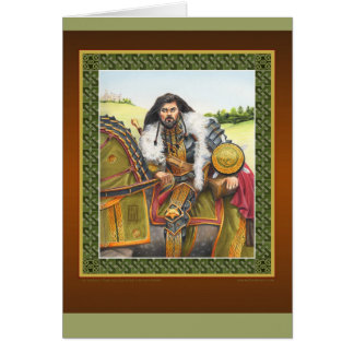 Sir Marhaus greeting card