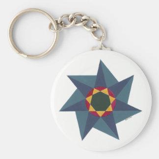 Sir Mark's Star Keychain