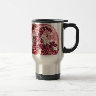 Sir Pomegranate Travel Mug